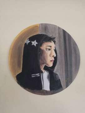 Cuadro retrato