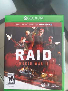 Juwgo Xbox One RAID