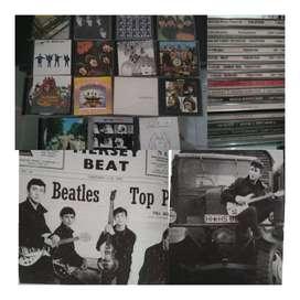 Vendo toda la colección de CD originales de The Beatles