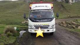 Por ocasión se vende camión foton intacto