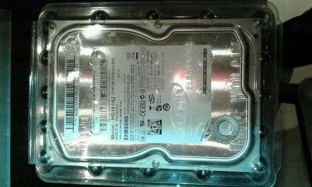 Disco Rigido Samsung 160gb Pc 0