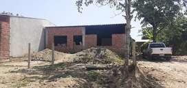 Vendo casa en construccion