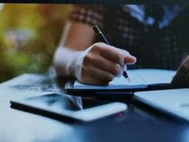 Redacción de ensayos y asesoría didáctica para su elaboración.Revisión/corrección de ortografía y redacción de escritos