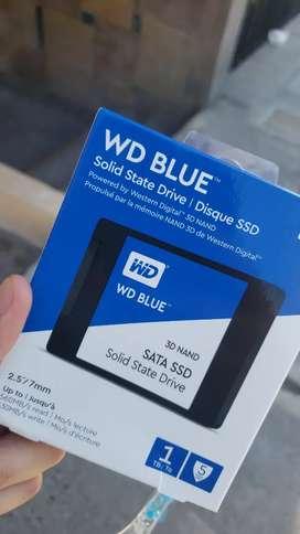 SSD WD BLUE DISCO SOLIDO 1 TERA