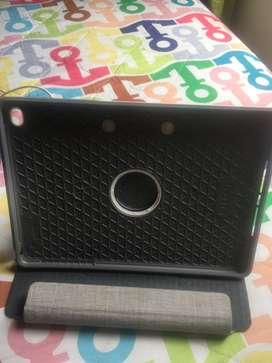 iPad Air 2Carcasa tamaño folio+soporte