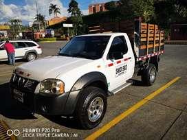 Nissan frontier 4x4 turbo diesel 3.0 full equipo