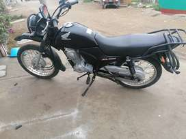 Moto honda GL 125