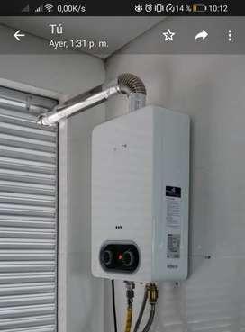 Calentador de agua Bosch