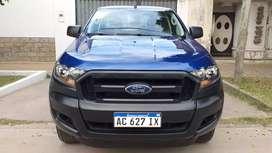Ford Ranger Safety 2.2 Modelo 2018 4x2 Prácticamente Nuevaa