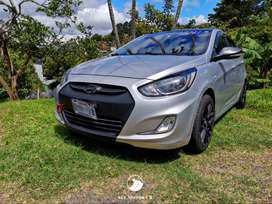 Hyundai Accent Blue Hatchback, Manual, cc.1400
