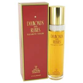 PERFUME MUJER DIAMONS AND RUBIES 100ML