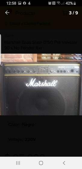 Amplificador marshall  para bajo