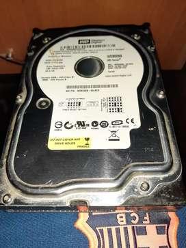 Disco duro 80gb
