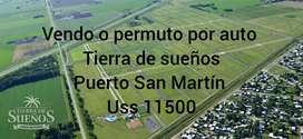 Tierra de Sueños Puerto San Martín