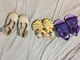 Zapatillas Sandalias Niñas