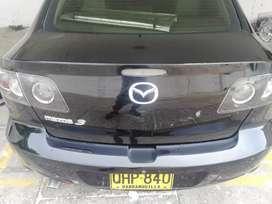 Hermoso Mazda 3 todo al día