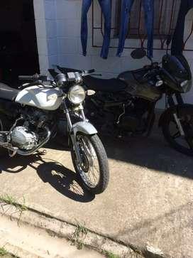 Cambio dos motos a un carro