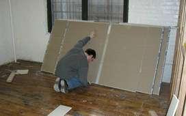 me ofrezco para trabajos garantizados de pintura, plomeria y construccion