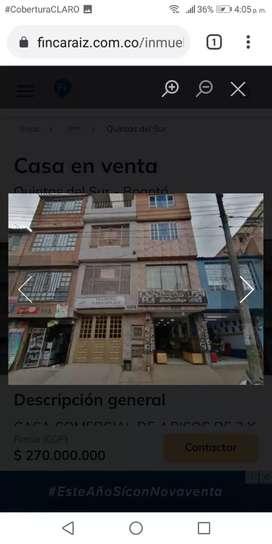 Casa comercial quintas del sur PERMUTO RECIVO VEHÍCULO