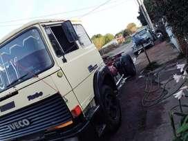Se Vende Fiat 150 con Motor 1620