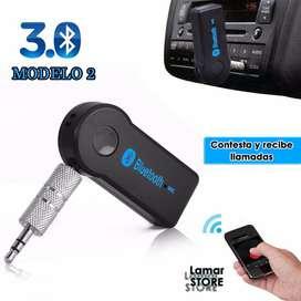 Receptor Bluetooth 3.0 Con Micro Para Auto Y Equipos