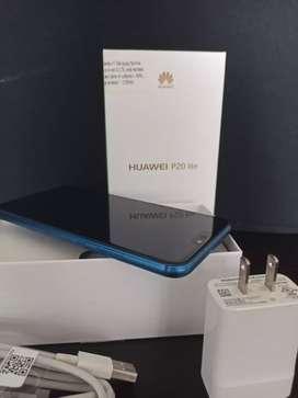 Vendo Huawei P20 32 GB Lite 10/10 Como nuevo