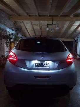 Peugeot 208 2014 Activ 1.5 71.00km