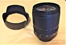 LENTE  NIKON  18-105 mm ED  VR