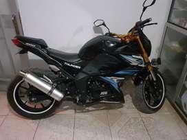 Vendo moto lineal jch 200 .tablero digital