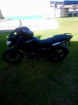 Se vende moto pulsar 135 ls año 2019