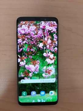 Se vende Samsung Galaxy s9+plus