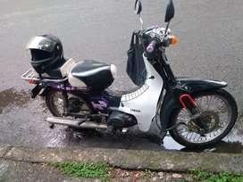 Vendo Yamaha v80 muy buena de motor con tren de rx 115