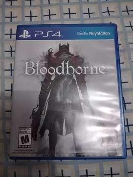 Videojuego Bloodborne