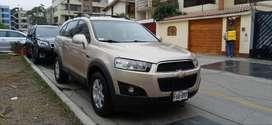 Chevrolet Captiva 2013 mecanica motor 2.4.  3 filas full AC mandos 02 airbag Aros neblineros US$.11450, T.9/58841022