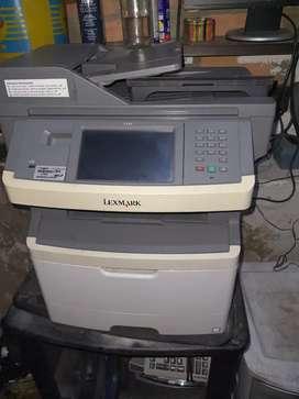 Multifuncional Lexmark X464