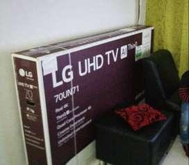 "Se vende  SMART TV LG de 70"" ULTRA 4K nuevo en caja"