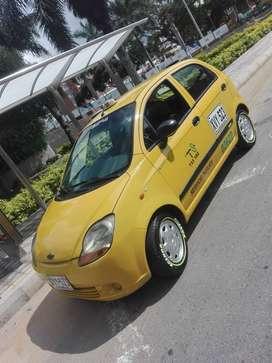 Vendo taxi Spark Cronos cupo metropolitano, placas Floridablanca