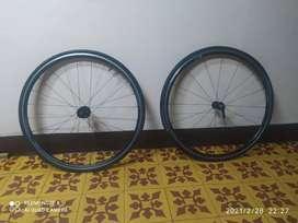 Rueda Bicicleta de Ruta 700 C   Giant Pr 2
