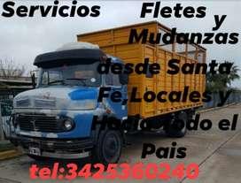 Servicio Fletes Y Mudanzas