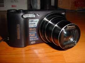Maqueta realística de cámara digital samsung, no funciona, maqueta