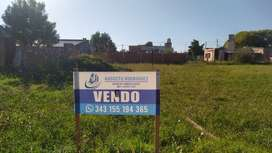 VENDO HERMOSO LOTE EN COLONIA AVELLANEDA