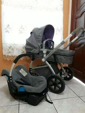 Coche Y Porta Bebé (infanti Epic 3g)