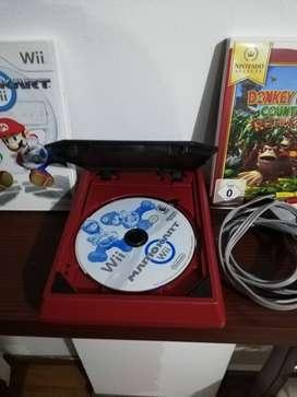 Vendo consola Wii con un Control y Mariocart