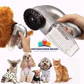 Aspiradora Cepillo Para Mascotas + Obsequio