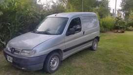 Peugeot partner 2009 titular vtv muy buena $ 140.000 + 30 patentes
