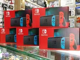 Nintendo switch neion