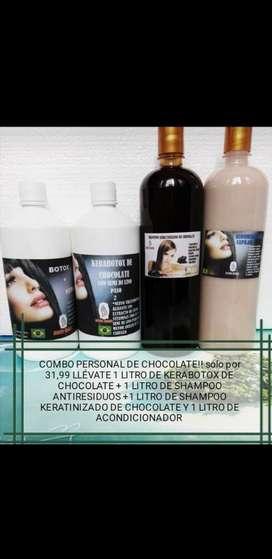 Alisantes Shampoo Y Acondicionador