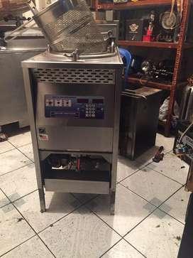 Broaster broster modelo 1800 freidora brosterizadora freidora henny penny