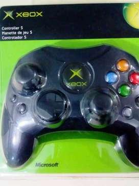 CONTROL x box caja negra nuevo
