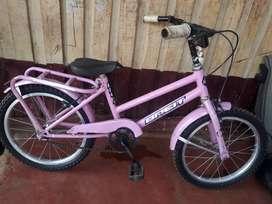 Vendo linda bici de nena
